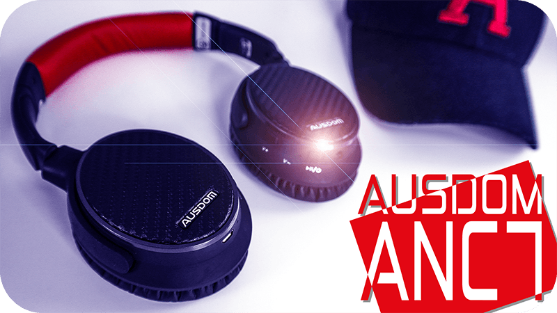 Ausdom Headphone ANC7