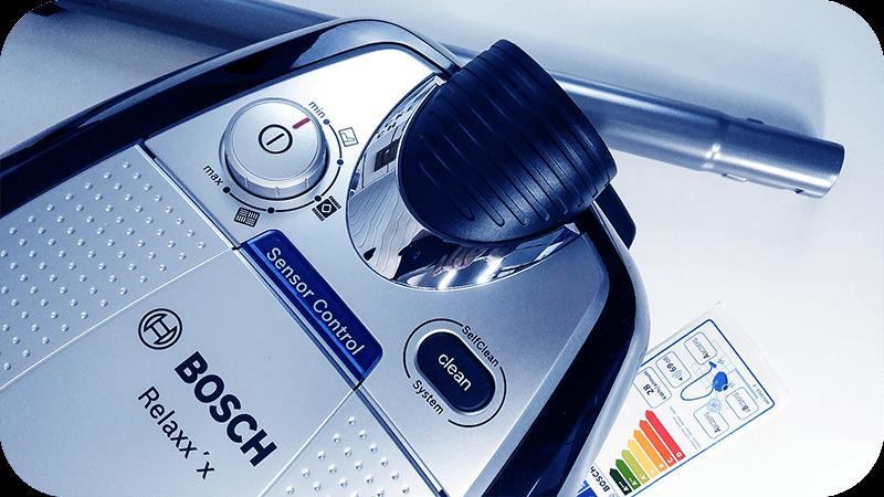 Bosch Relaxx Staubsauger
