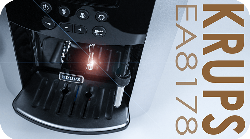 Krupps EA8178 Kaffeevollautonat