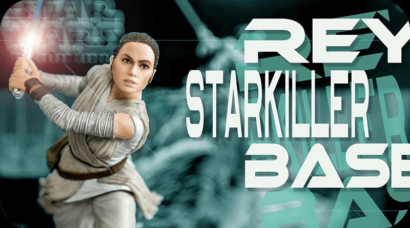 Rey Starkillerbase Aktionfigur