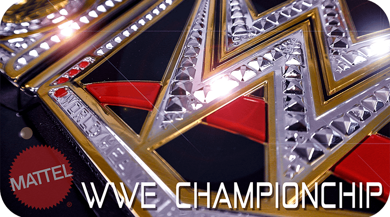 WWE Championchip Mattel Gürtel