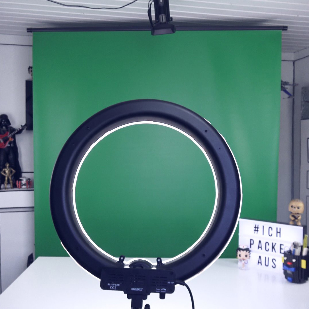 Hakutatz Green Screen IchPackeAus